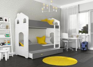 Detská posteľ Ourbaby Dominik 160x80 cm
