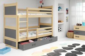 Detská posteľ Ourbaby Rocky 160x80 cm