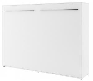 Dig-net nábytok Sklápacia posteľ Concept pro CP-04 / 140x200 Farba: Biela