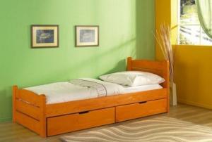 ArtBed Detská posteľ Roma Prevedenie: Borovica prírodná