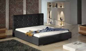 ArtMarz Manželská posteľ Tessa Crystal Prevedenie: 160 x 200 cm