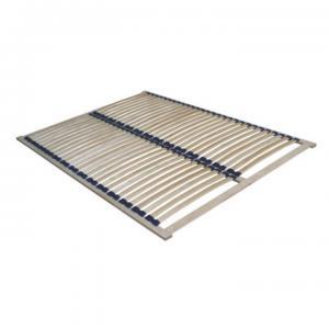 TEMPO KONDELA Twinpack lamelový rošt 160x200 cm brezové drevo