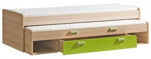Vysúvacia posteľ s úložným priestorom LIMO L16
